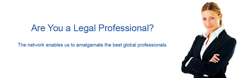 Are You a Legal Professional?